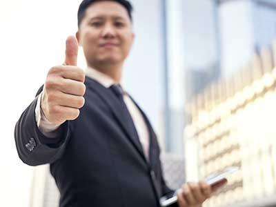 success New Customer